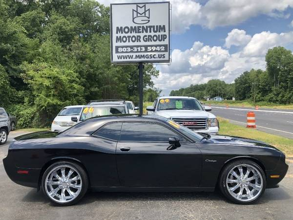 Photo 2012 Dodge Challenger 2dr Cpe SXT $1500 DOWN OR LESSBUY HERE PAY HERE - $17,995 (2012 Dodge Challenger 2dr Cpe SXT $1500 D)