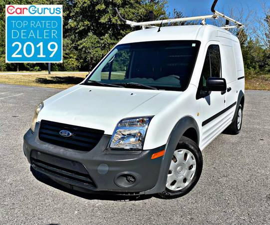Photo 2012 Ford Transit Connect Cargo Van XL 4dr Mini wo Side and Rear Glas - $8280 (Conway)