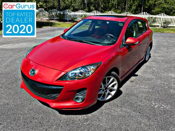 Photo 2012 MAZDA 3 s Touring 4dr Hatchback Stock 11133 - $7,480 (conway)