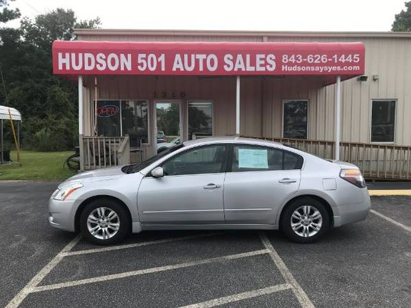 Photo 2012 Nissan Altima 2.5S $80.00 Per Week Buy Here Pay Here (Myrtle Beach)