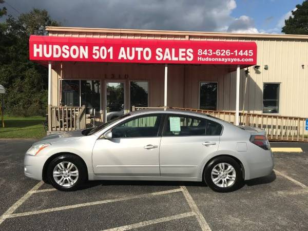 Photo 2012 Nissan Altima 2.5 S $80.00 Per Week Buy Here Pay Here (Myrtle Beach)