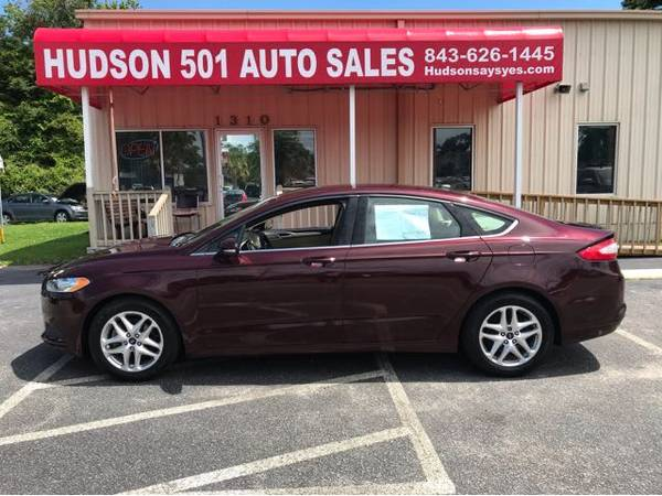 Photo 2013 Ford Fusion SE Buy Here Pay Here $85.00 Per Week (Myrtle Beach)