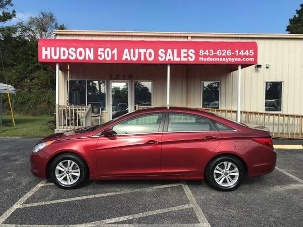 Photo 2013 Hyundia Sonata GLS $75.00 Per Week Buy Here Pay Here (Myrtle Beach)