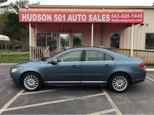 Photo 2013 Volvo S80 3.2LTR FWD Buy Here Pay Here (Myrtle Beach)