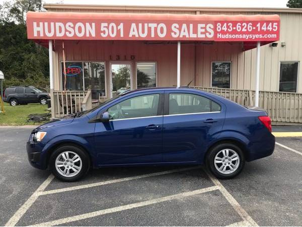 Photo 2014 Chevy Sonic LT Buy Here Pay Here (Myrtle Beach)