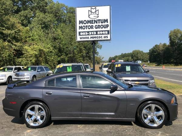Photo 2014 Dodge Charger 4dr Sdn RT RWD $1500 DOWN OR LESSBUY HERE PAY HERE - $3,000 (2014 Dodge Charger 4dr Sdn RT RWD $1500)