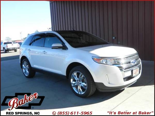 Photo 2014 Ford Edge - EASY FINANCING TERMS AVAIL - $14499 (2014 Ford Edge Baker Chevrolet)