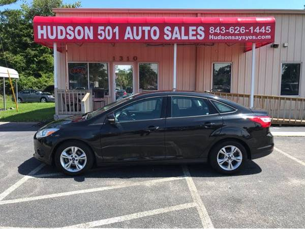 Photo 2014 Ford Focus SE Buy Here Pay Here $80.00 Per Week (Myrtle Beach)