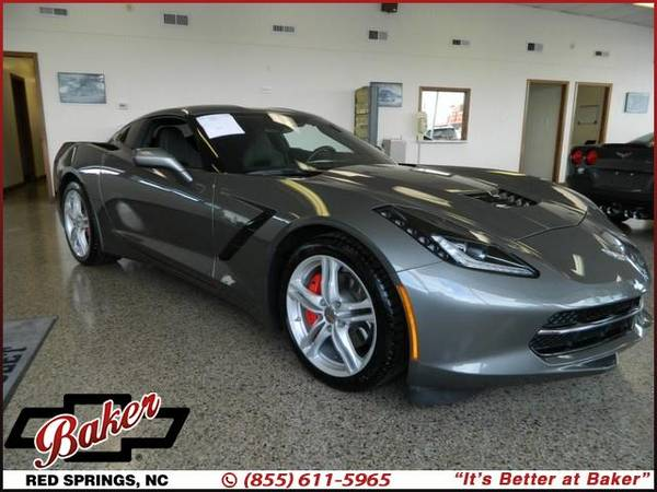 Photo 2016 Chevrolet Corvette - $0 DOWN PAYMENTS AVAIL - $38999 (2016 Chevrolet Corvette Baker Chevrolet)
