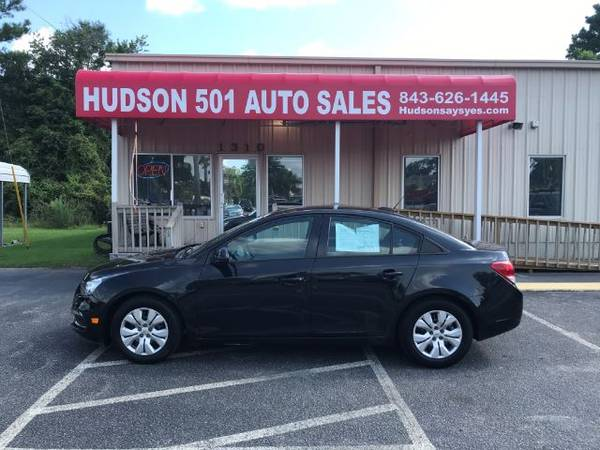 Photo 2016 Chevy Cruze Limited LS Buy Here Pay Here (Myrtle Beach)