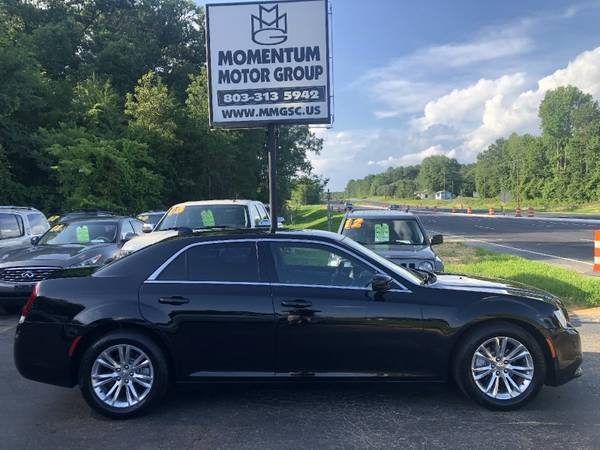 Photo 2016 Chrysler 300 4dr Sdn Touring RWD $1500 DOWN OR LESSBUY HERE PAY HERE - $11995 (2016 Chrysler 300 4dr Sdn Touring RWD $15)