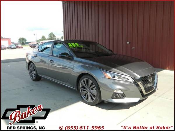 Photo 2019 Nissan Altima - EASY FINANCING TERMS AVAIL - $19,999 (2019 Nissan Altima Baker Chevrolet)