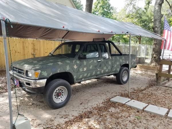 Photo 93 Toyota Tacoma - $4,800 (Supply)