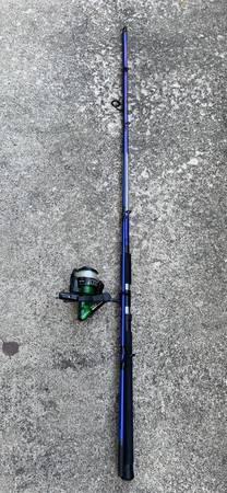 Photo Atlantis 10ft Fishing Pole - $75 (Myrtle Beach  Compass Cove Resort)