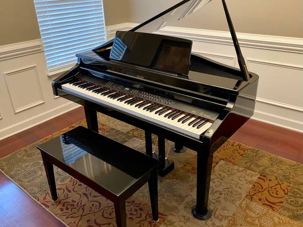 Photo Baby Grand Electric Piano - Made in Italy - $2,250 (Myrtle Beach)