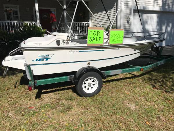 Photo Boston Whaler boat for sale - $2250 (Little River)