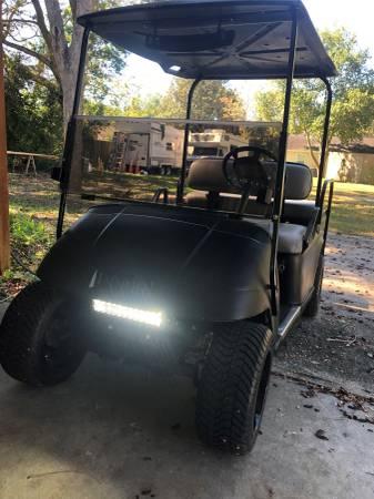 Photo EZGO Golf Cart (Cheap) Matte Black - $5,100 (Charleston, SC)
