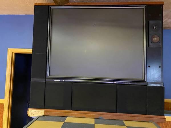 Photo Free Magnevox Big Screen TV (Loris)