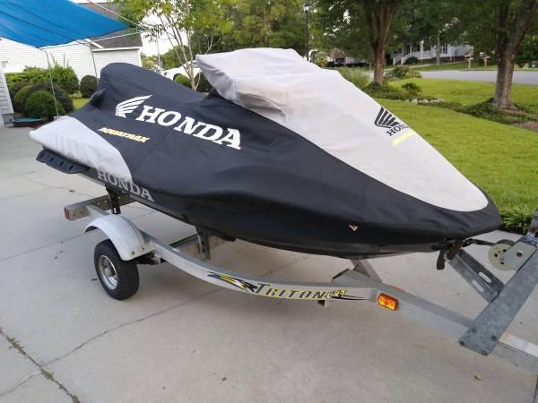 Photo Honda Aquatrax F12-X Jet Ski - $7,400 (Conway)