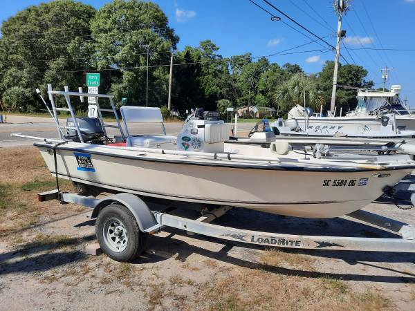 Photo Key West 15ft center console - $4,800 (3525 Hwy 17 bus Murrell39s Inlet)