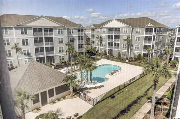 Photo Like New 4th Floor with Elevator 3BR 2BA Great View (Village at Queens Harbour Surfside)
