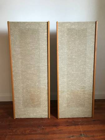 Photo Magnepan MG-1 Vintage Speakers - $650 (Pawleys Island)