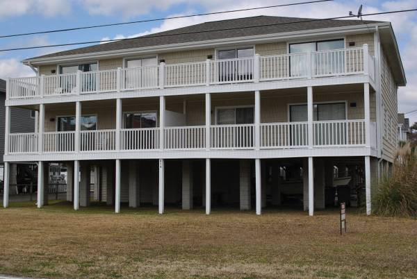 Photo OCEAN VIEW ANNUAL LEASE 60 YDS. TO WATER (SURFSIDE BEACH S C)