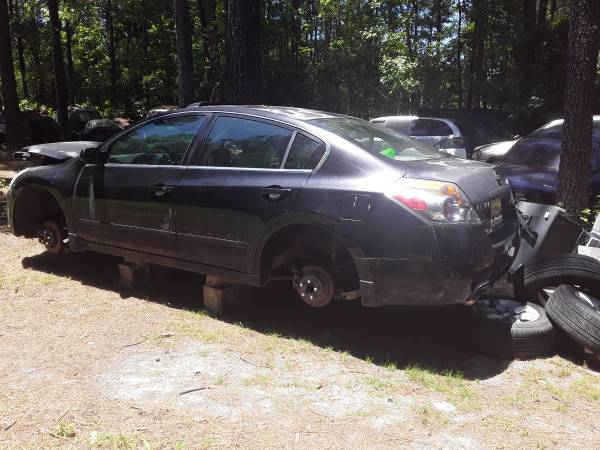 Photo Parting Out 2007 Nissan Altima (Conway)