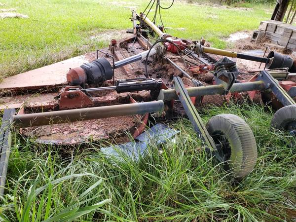 Photo Rino Mower Batwing Style For Sale - $2,500 (Aulander, NC)