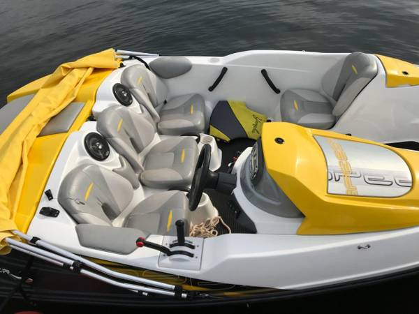 Photo SeaDoo Speedster Jet Boat - $12,000 (Myrtle Beach)