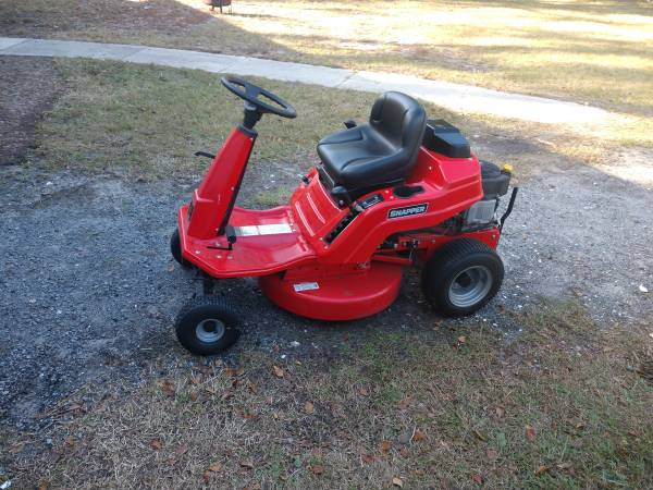 Photo Snapper riding mower - $800 (Pawleys island)