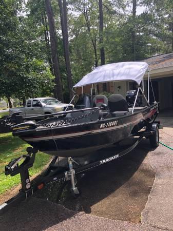 Photo Tracker 16 Deep V - $8,900 (Carolina Shores)