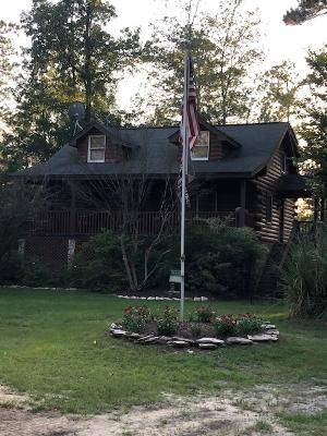 Photo Two homes for sale Log Home  stick built with 8.8 acres of land (Marion County)