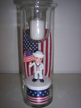 Photo US Navy Decorative Candle - $23 (Socastee)