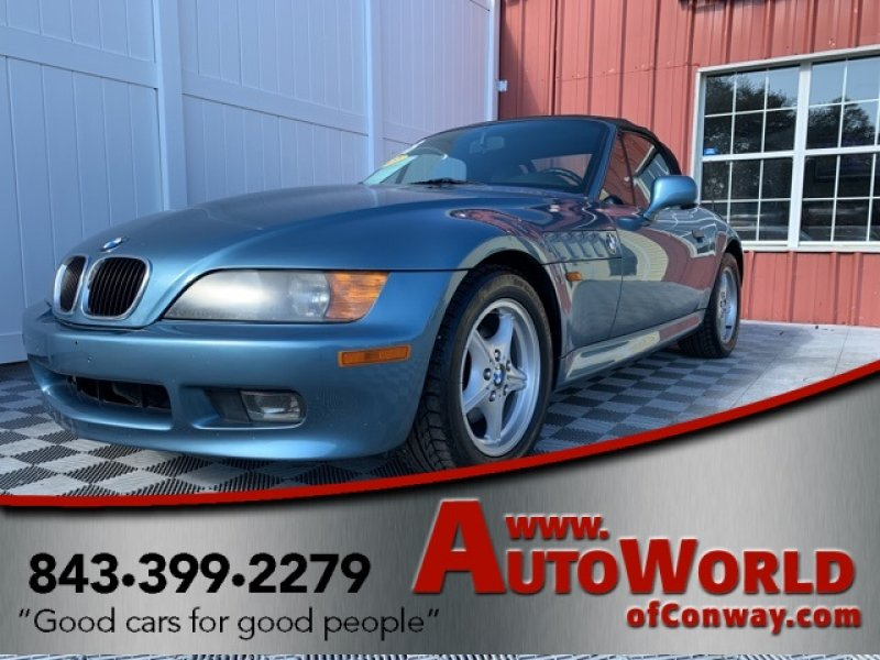Photo Used 1998 BMW Z3 1.9 Roadster for sale