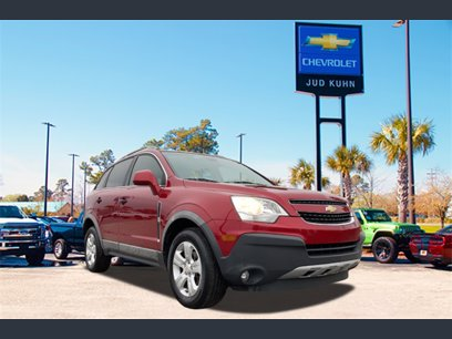 Photo Used 2014 Chevrolet Captiva Sport FWD LS w 2LS for sale