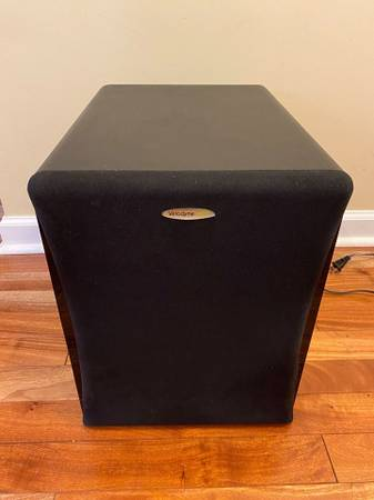 Photo Velodyne VRP-10 Home Theater Subwoofer Sub Speaker 10quot 10 Inch - $125 (Conway, SC)
