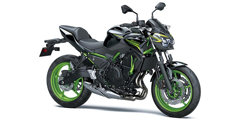 Photo 2021 Kawasaki Z650 $7249