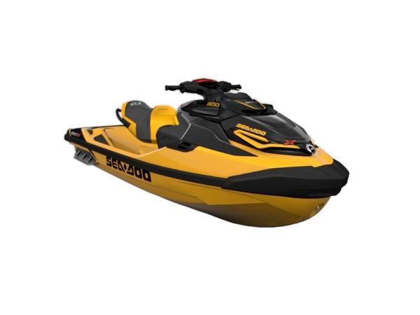Photo 2021 Sea-Doo RXT-X 300 Millenium Yellow