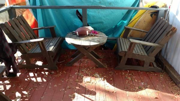 Photo adirondack chairs - $35 (murrells inlet)