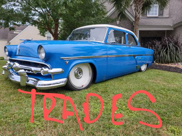 Photo bagged 1954 ford selltrade - $11,800 (Myrtle Beach)