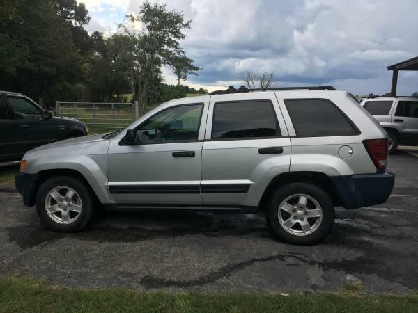 Photo 05 Jeep Grand Cherokee Laredo - $5,250 (Mt Enterprise)
