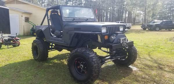 Photo 1988 Jeep Wrangler (custom) - $6600