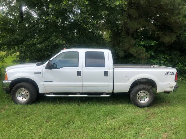 Photo 2001 34 Ton 4x4 7.3 Ford Diesel - $6,700 (Nacogdoches, TX)