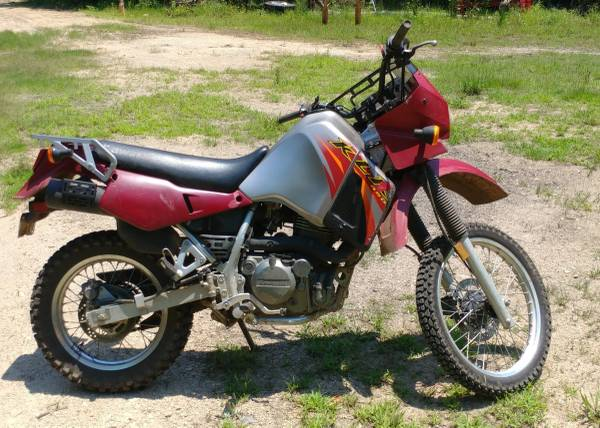 Photo 2006 Kawasaki KLR 650 Dual Sport - $3,900 (Linden)