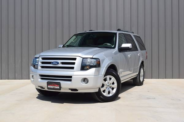 Photo 2010 FORD EXPEDITION LIMITED SPORT UTILITY  GREAT CONDITION 3 ROWS - $11150 (TYLER, TX)