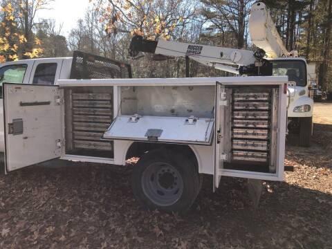 Photo 2012 Ford F450 Service Truck w Crane - $22,500 (Hope)