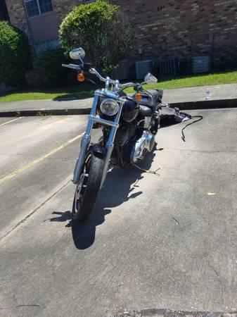 Photo 2015 Harley Davidson Dyna Low Rider - $11,500 (DERIDDER)