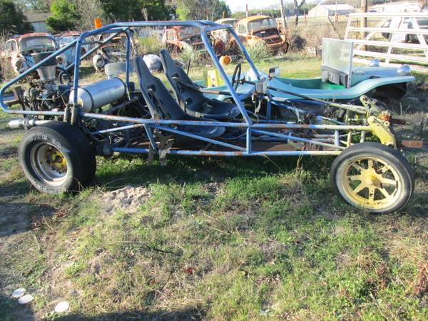 Photo Dune Buggy Project, 4 Seater Sand Rail VW with Ford Engine - $1200 (East Texas)