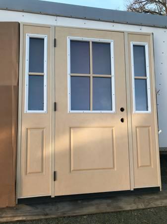 Photo FRONT ENTRANCE DOOR NEW - $850 (Sulphur Springs)